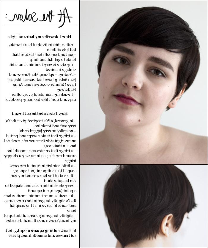 20 inspirations of pixie haircuts for chubby faces