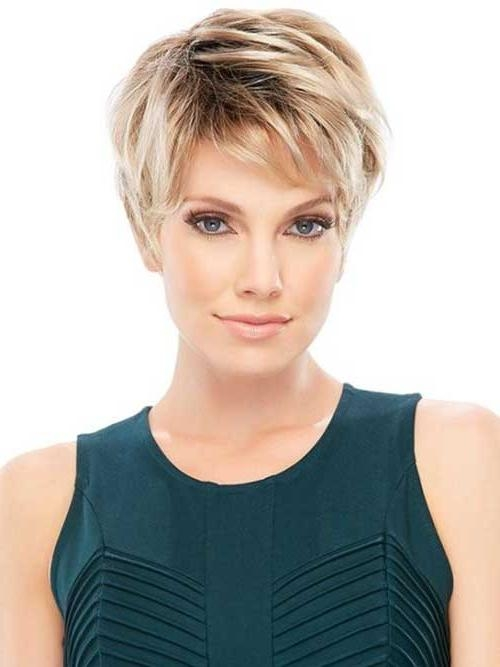 Subtle Blonde Pixie Hairstyles – Page 2 – Haircuts And Hairstyles Throughout Most Recent Blonde Pixie Haircuts (View 19 of 20)