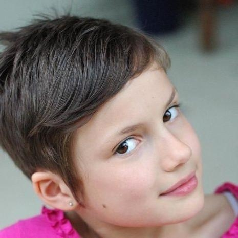 The 25+ Best Little Girls Pixie Haircuts Ideas On Pinterest Within Most Current Toddler Pixie Haircuts (View 18 of 20)