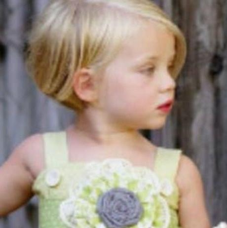 The 25+ Best Little Girls Pixie Haircuts Ideas On Pinterest Within Trendy Baby Girl Pixie Haircuts (View 18 of 20)