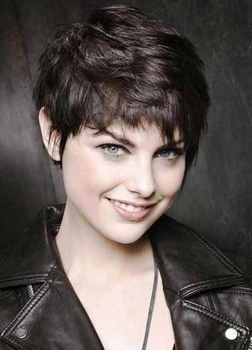 The Best Short Hairstyles For Women (View 20 of 20)