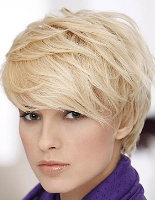The Best Short Hairstyles For Women 2017 – 2018 For Most Current Short Layered Pixie Haircuts (View 10 of 20)