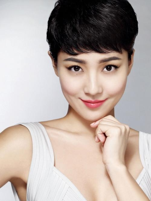 The Best Short Hairstyles For Women 2017 – 2018 With Regard To Widely Used Pixie Haircuts For Asian Round Face (View 18 of 20)