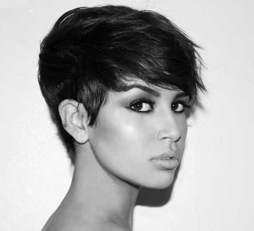 The Best Short Hairstyles For Women In Well Known Fringe Pixie Haircuts (View 17 of 20)