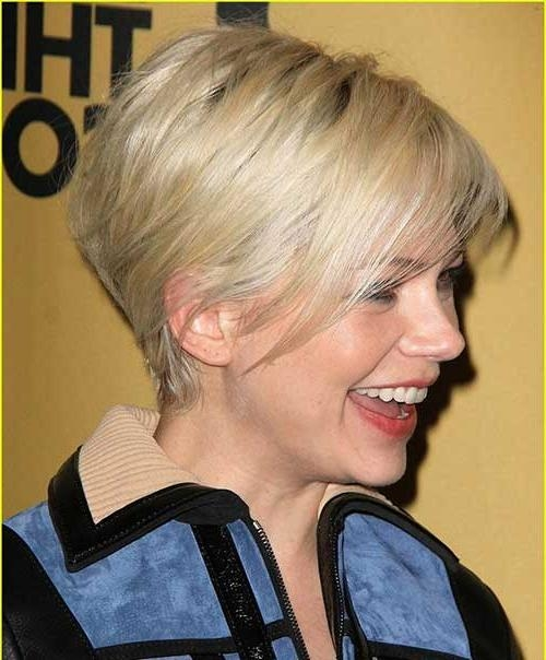 The Best Short Hairstyles For Women Pertaining To 2017 Pixie Haircuts With Long Sides (View 19 of 20)