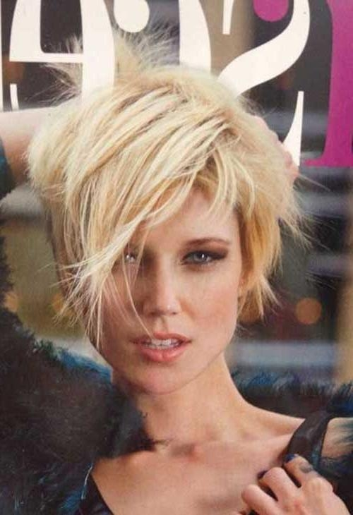 The Best Short Hairstyles For Women Regarding Most Current Long Shaggy Pixie Haircuts (View 18 of 20)