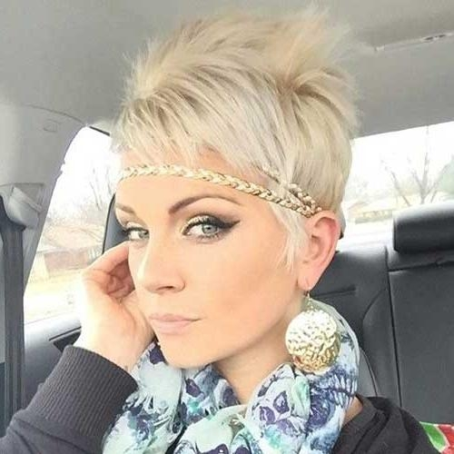 The Best Short Hairstyles For Women Throughout Well Liked Cute Pixie Haircuts (View 19 of 20)