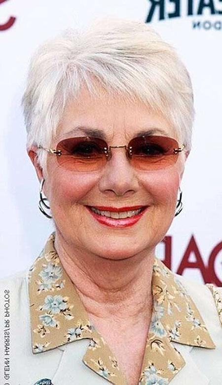 The Best Short Throughout Favorite Pixie Haircuts For Older Women (View 18 of 20)