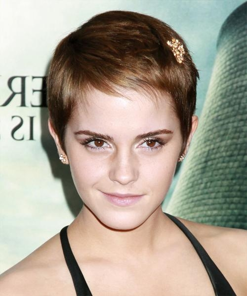 The Perfect Pixie Haircut For Your Face Shape With Well Liked Pixie Haircuts For Oval Face (View 13 of 20)