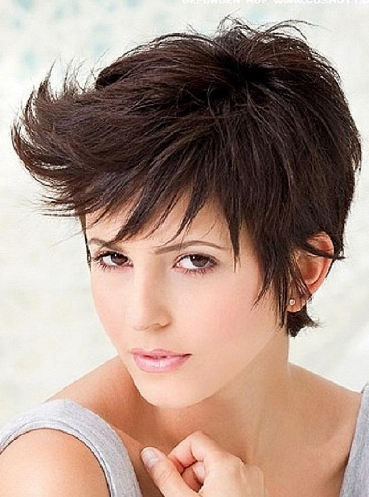Top 10 Fashionable Pixie Haircuts For Summer – Top Inspired Regarding Newest Spiky Pixie Haircuts (View 17 of 20)