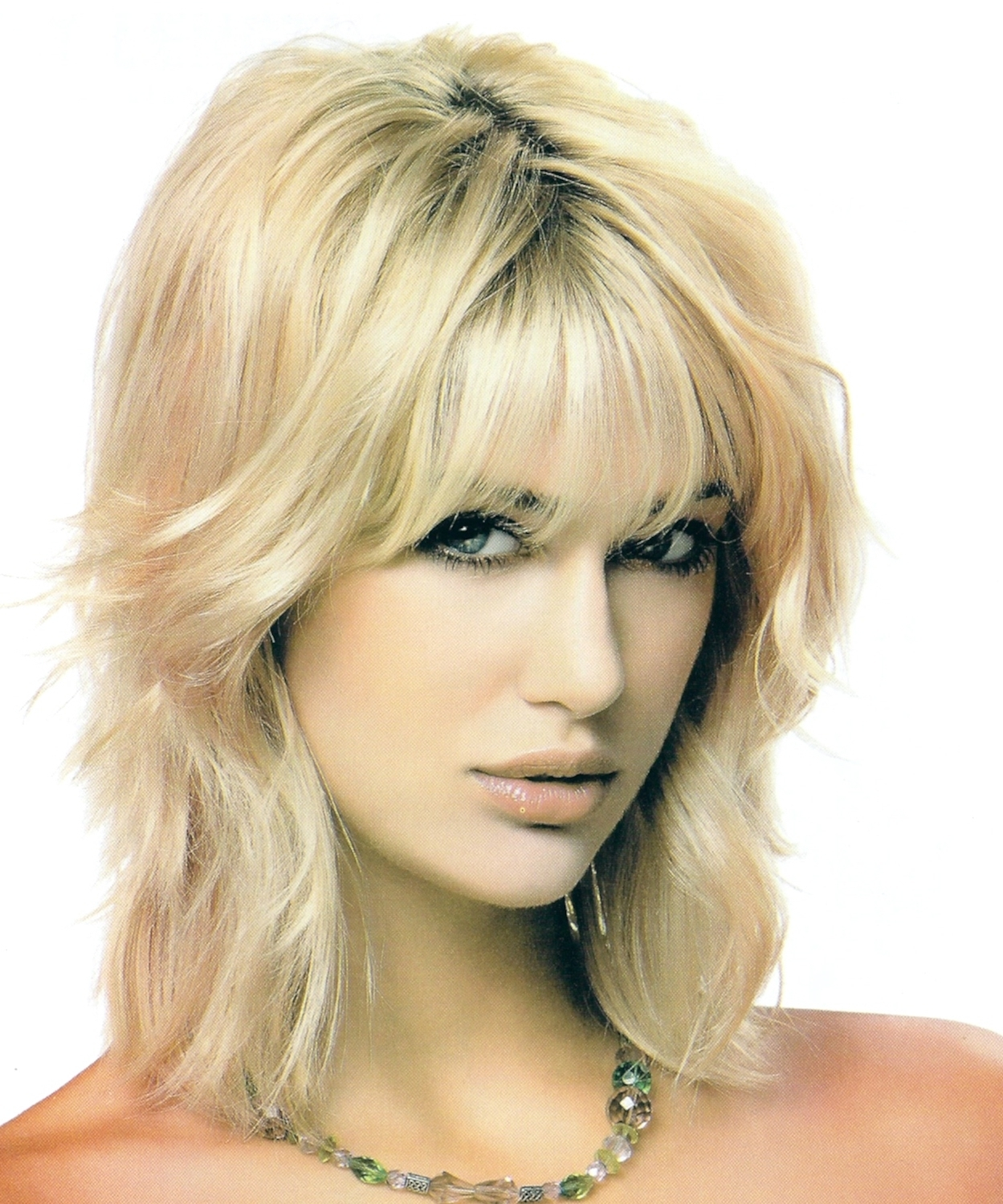 Trending Long Shag Hairstyles Ideas On Pinterest Choppy For Best With Regard To 2017 Shaggy Womens Hairstyles (View 4 of 15)