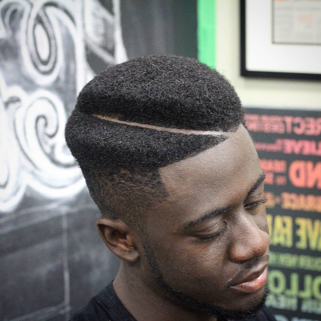 Trendy Black Men Shag Haircuts Inside 100 Gorgeous Hairstyles For Black Men – (2018 Styling Ideas) (View 8 of 15)