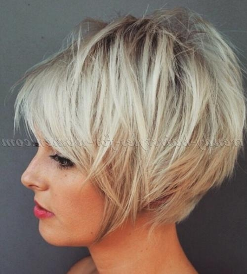 Trendy Hairstyles For Women (View 4 of 20)