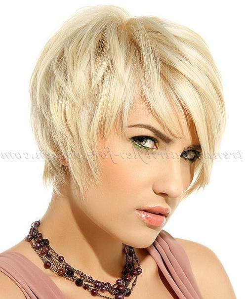 Trendy Hairstyles For (View 16 of 20)