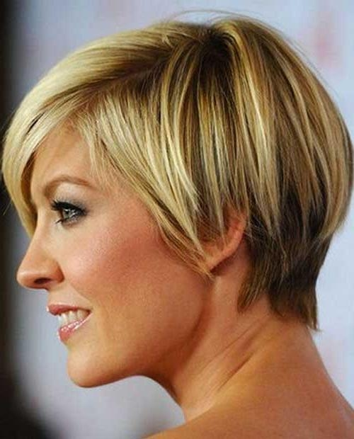 Trendy Long Pixie Haircuts For Fine Hair Regarding 15 Short Hairstyles For Straight Fine Hair (View 17 of 20)