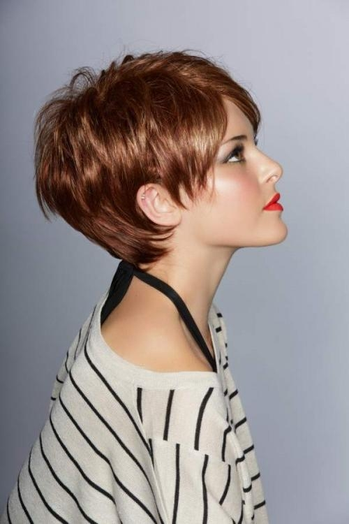 Trendy Modern Pixie Haircuts With Regard To 2016/2017 Trendy Pixie Haircuts – Page 2 – Haircuts And Hairstyles (View 19 of 20)
