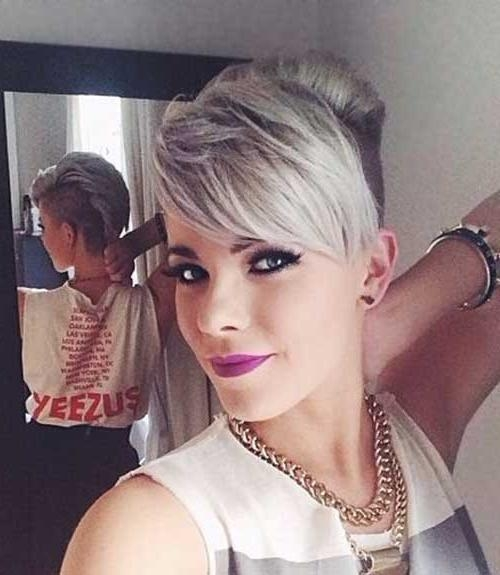 Trendy New Pixie Haircuts With 15 New Pixie Hairstyles 2015 – Hairstyle Questions (View 15 of 20)