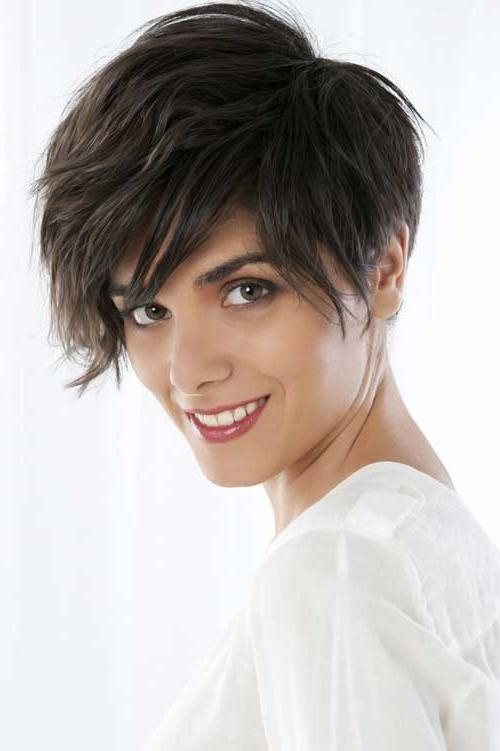 Trendy Pixie Cuts (View 17 of 20)