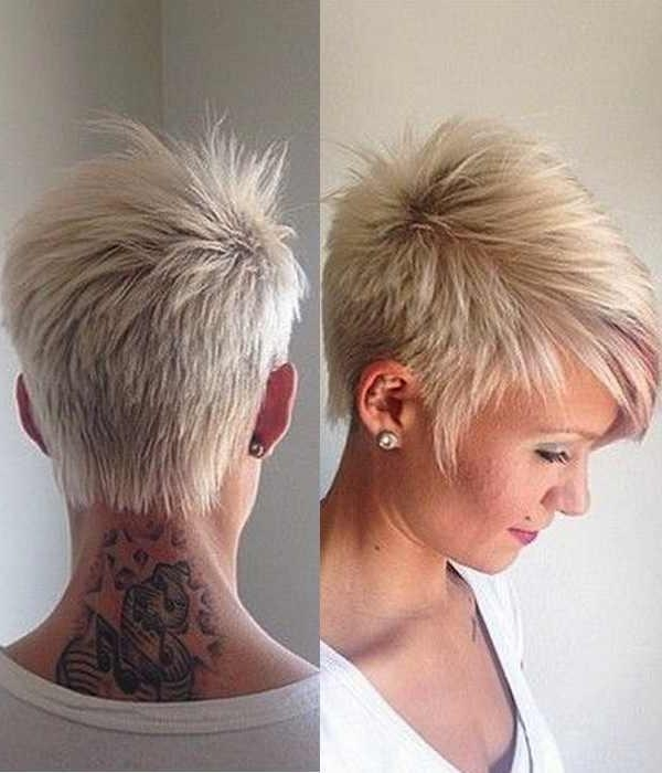 20 Best Ideas Of Pixie Haircuts For Women