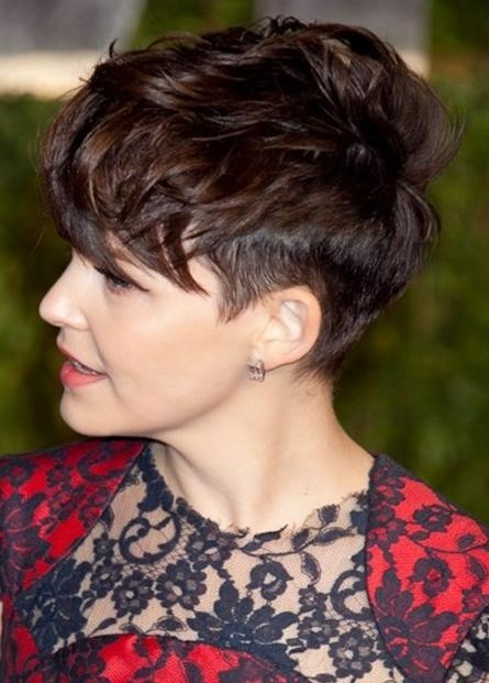 Versatile Layered Pixie Haircut – Popular Haircuts With 2017 Sassy Pixie Haircuts (View 19 of 20)