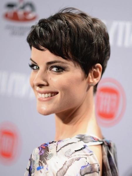 Very Cute Pixie Haircut For Short Hair Pertaining To Favorite Super Cute Pixie Haircuts (Gallery 2 of 20)
