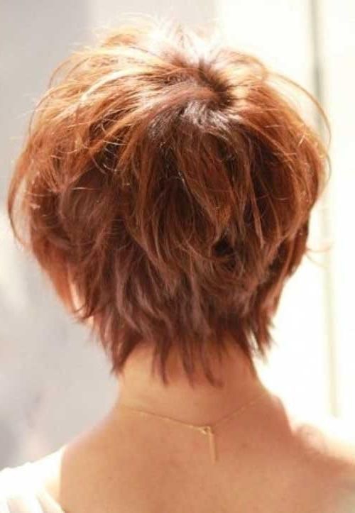 Well Known Back Views Of Pixie Haircuts With Pixie Haircut Back View (View 4 of 20)