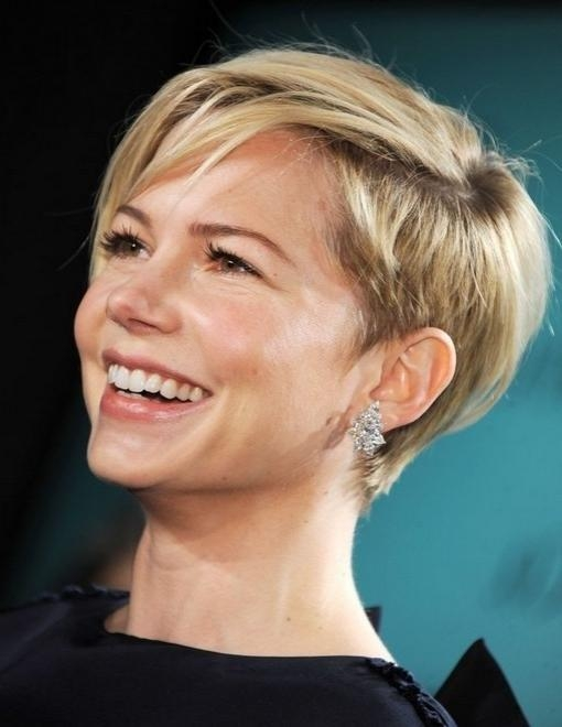 Well Known Celebrities Pixie Haircuts Within 40 Pretty Short Haircuts For Women: Short Hair Styles (View 17 of 20)