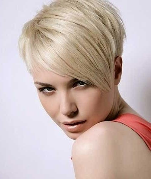 Well Known Funky Pixie Haircuts In 15 Funky Pixie Haircuts Pixie Cut 2015 Short Funky Blonde (View 18 of 20)