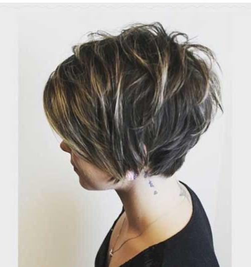 Well Known Long Hair Pixie Haircuts Inside 20 Longer Pixie Cuts (View 20 of 20)