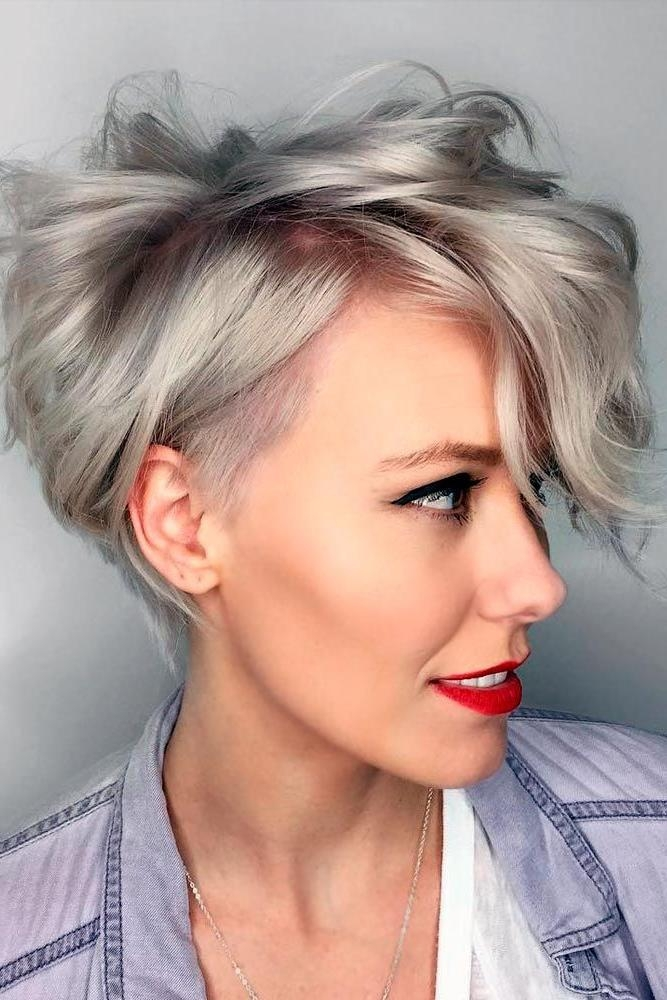 Well Known Long Pixie Haircuts For Women For Best 25+ Long Pixie Hairstyles Ideas On Pinterest (View 13 of 20)