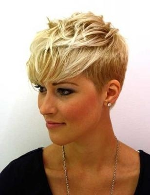 Well Known Messy Pixie Haircuts For 2016 Hairstyles Trending In Springfield (View 17 of 20)