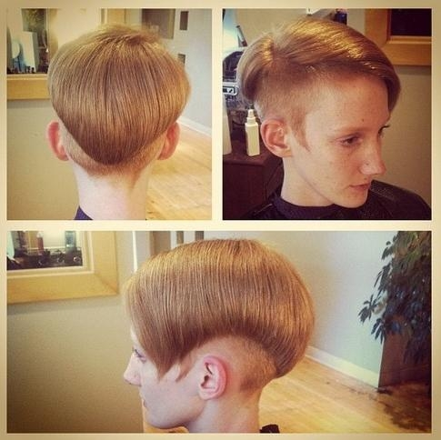 Well Known Pixie Haircuts With Shaved Sides Regarding 33 Cool Short Pixie Haircuts For 2018 – Pretty Designs (View 20 of 20)
