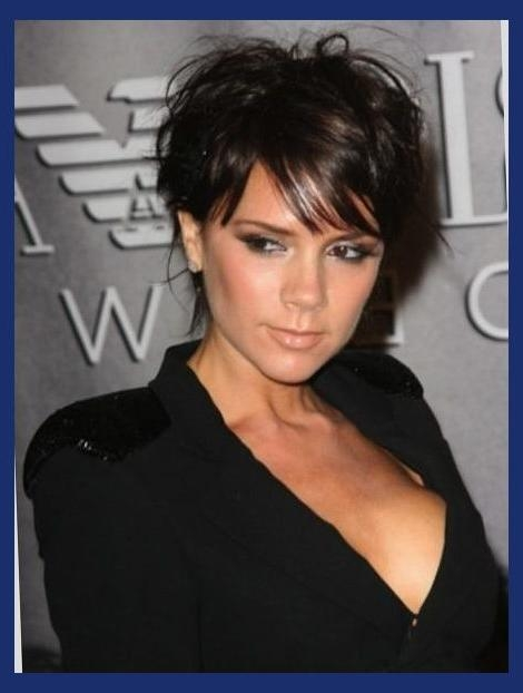 Well Known Posh Pixie Haircuts In Posh Spice Pixie Cut (View 18 of 20)