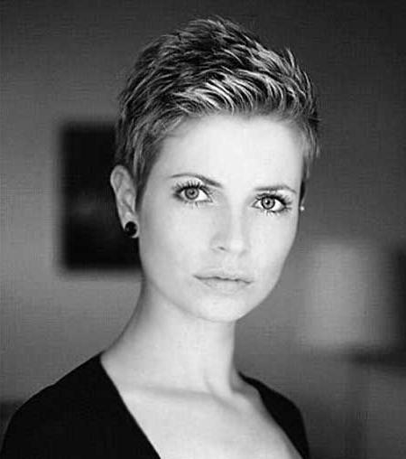 Well Known Sexy Pixie Haircuts Within Short Pixie Haircuts 2014 –  (View 1 of 20)