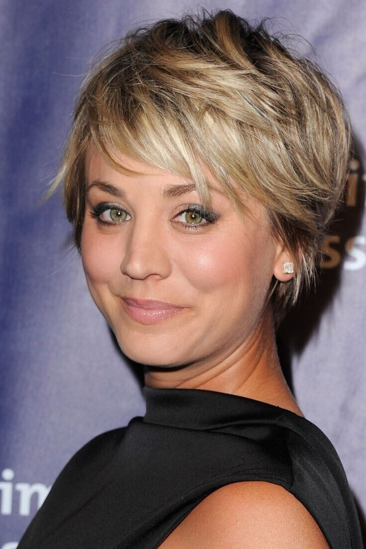 Well Known Shaggy Pixie Haircut For Round Face Within Long Pixie Haircut For Round Faces 16 Great Short Shaggy Haircuts (View 15 of 15)