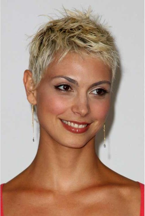 Well Known Short Pixie Haircuts For Fine Hair For 15 Short Haircuts For Women With Fine Hair (View 18 of 20)