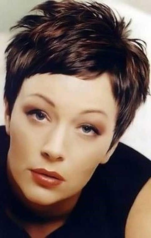 Well Known Short Sassy Pixie Haircuts With 41 Best Pixie Cuts Images On Pinterest (View 20 of 20)