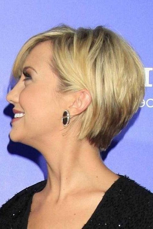 Well Liked Bob And Pixie Haircuts Regarding 35 Unique Pictures Of Short Bob Haircuts (View 20 of 20)