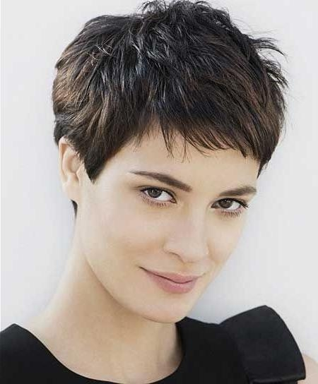Well Liked Cool Pixie Haircuts Intended For Best 25+ Short Pixie Haircuts Ideas On Pinterest (View 20 of 20)