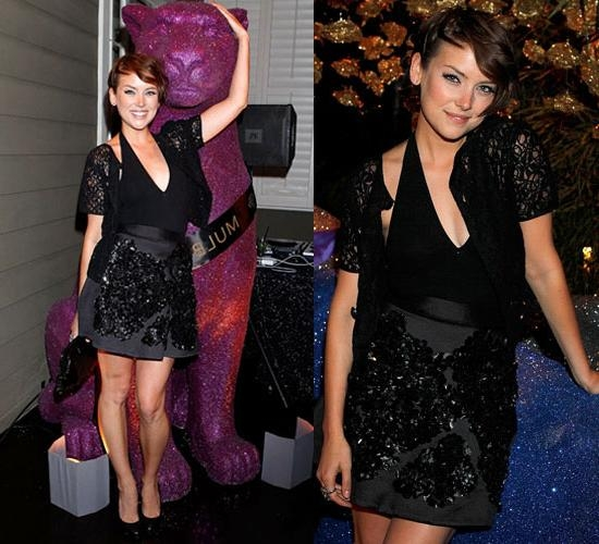 Well Liked Jessica Stroup Pixie Haircuts Throughout Jessica Stroup Hairstyle With New Look (7) (View 9 of 20)
