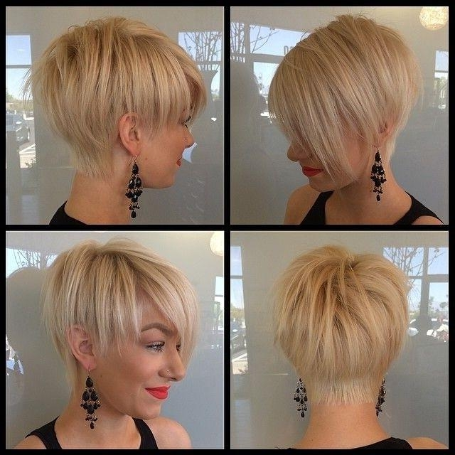 Well Liked Long Pixie Haircuts For Fine Hair For 25 Pixie Haircuts For Fine Hair – Hairiz (View 20 of 20)