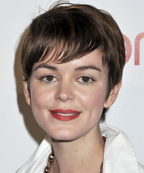 Well Liked Pixie Haircuts For Oval Face Shape With Regard To The Perfect Pixie Haircut For Your Face Shape (View 19 of 20)