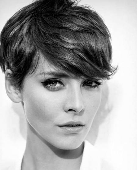 Well Liked Pixie Haircuts For Oval Face Shape Within Pixie Cuts For Oval Faces Pertaining To Really Encourage (View 20 of 20)
