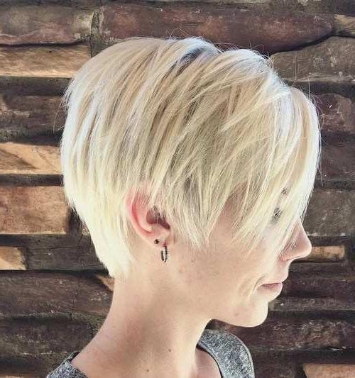 Well Liked Short Edgy Pixie Haircuts Inside Opt For The Best Short Shaggy, Spiky, Edgy Pixie Cuts And Hairstyles (View 17 of 20)