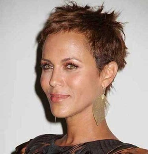 Well Liked Short Spiky Pixie Haircuts For 30 Short Pixie Haircuts 2014 –  (View 18 of 20)
