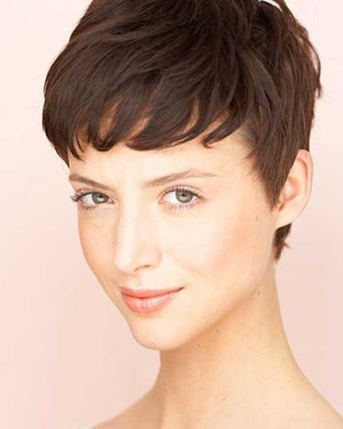 Widely Used Cute Pixie Haircuts With Bangs With Regard To Cute Pixie Hairstyles For Girls With Short Hair And Bangs Images (View 20 of 20)