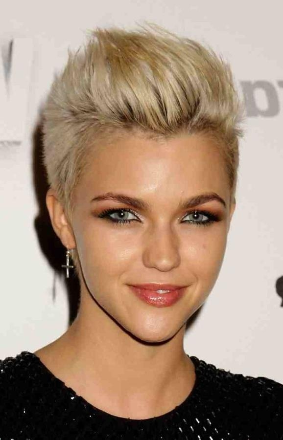 Widely Used Funky Pixie Haircuts In 50 Awesome Pixie Haircuts (View 20 of 20)