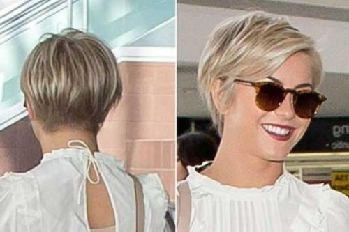 Widely Used Julianne Hough Pixie Haircuts Inside The Royal Julianne Hough Pixie Haircut Regard To Aspiration (View 8 of 20)