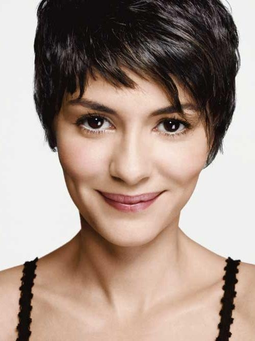 Widely Used New Pixie Haircuts Regarding Chic Pixie Haircuts Of  (View 1 of 20)
