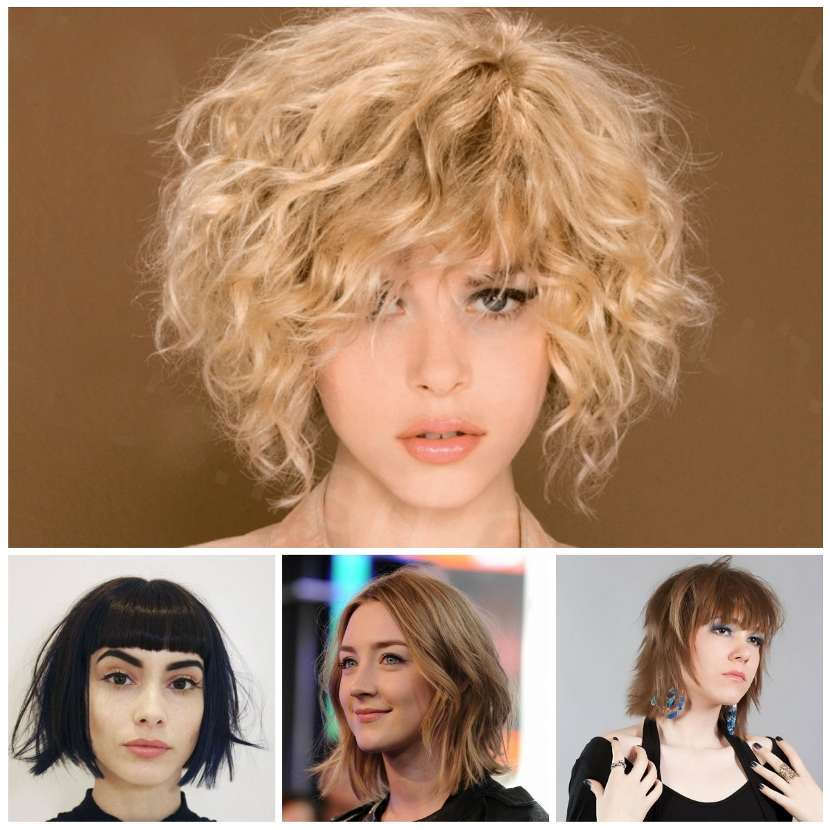 Widely Used Shaggy Crop Hairstyles Pertaining To Shaggy Bob Haircut Ideas – New Hairstyles 2017 For Long, Short And (View 14 of 15)